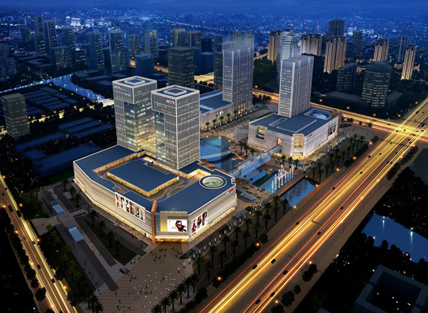 X东XX世界贸易中心