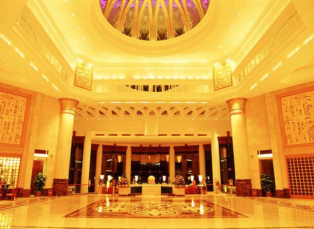 XX世界贸易中心洲际酒店